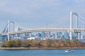 Tokyo skyline — Stockfoto