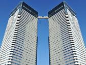 Twin towers — Stock Photo