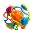 Colorful children's plastic toy — Stockfoto #9061137
