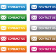 Contact us buttons — Stock Vector #10361551