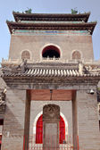 Stone Bell Tower Imperial Stele Beijing China — Stock Photo