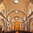 Стоковое фото: Mission BasilicSJuCapistrano Church California