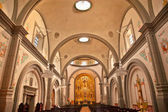 Mission Basilica San Juan Capistrano Church California — Stockfoto
