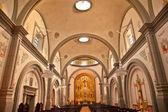 Mission Basilica San Juan Capistrano Church California — Stock Photo