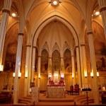 ������, ������: National Shrine of Saint Francis of Assisi Altar San Francisco C