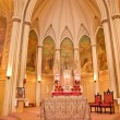 National Shrine of Saint Francis of Assisi Altar San Francisco C — Stock Photo
