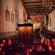Stock Photo: Guadalupe Shrine SerrChapel Mission SJuCapistrano Califo