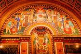 モザイク聖マタイ大聖堂ワシントン dc — ストック写真