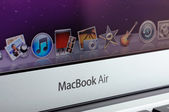 Mac OS icons — Stock Photo