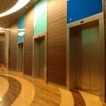 Business building architecture interior — Stock Photo #8000951