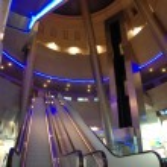 Modern mall interior — Stock Photo #8001030