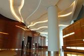 Edificio interior arquitectura del negocio — Foto de Stock