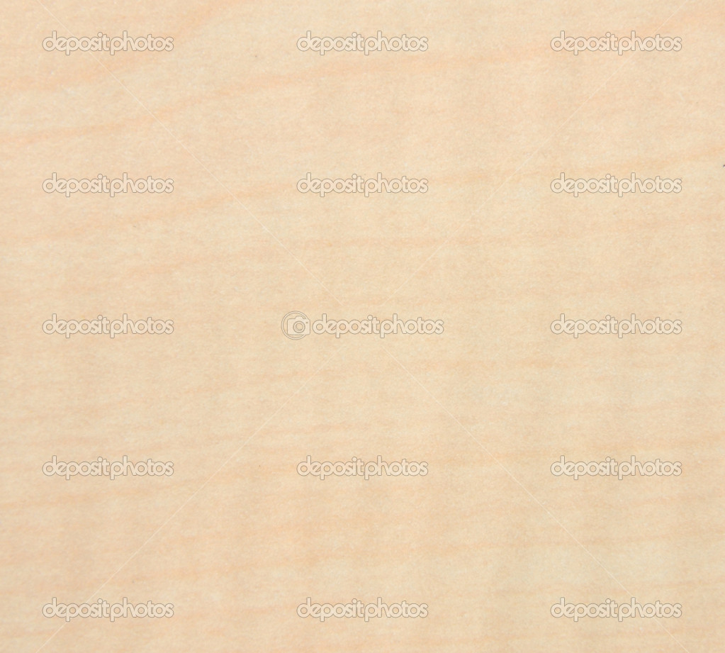 Close up of plastic laminate texture in french sycemore color — Photo #8001028