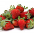 Group of strawberries — ストック写真