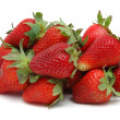 Group of strawberries — Stok Fotoğraf #8821105