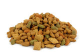 Cat dried food — Stock Photo