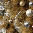 Ornaments on christmas tree — Stock Photo #8872730