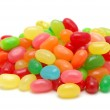 Bunch of jelly beans — Stock Photo #8872852