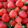 Fresh strawberries — Stock Photo #8872888