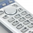 Cordless phone keypad — Stock Photo