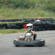 Go karting — Stock Photo