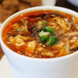 Stock Photo: Hot and sour soup