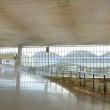 Airport interior structure — Stock Photo