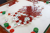 Mahjong game — Stock Photo