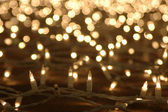 Christmas lights — Zdjęcie stockowe