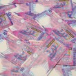 Стоковое фото: Hong Kong ten dollar bills