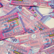 Royalty-Free Stock Photo: Hong Kong ten dollar bills