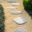 Stock Photo: Stone walkway