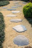 Kamienny chodnik — Zdjęcie stockowe
