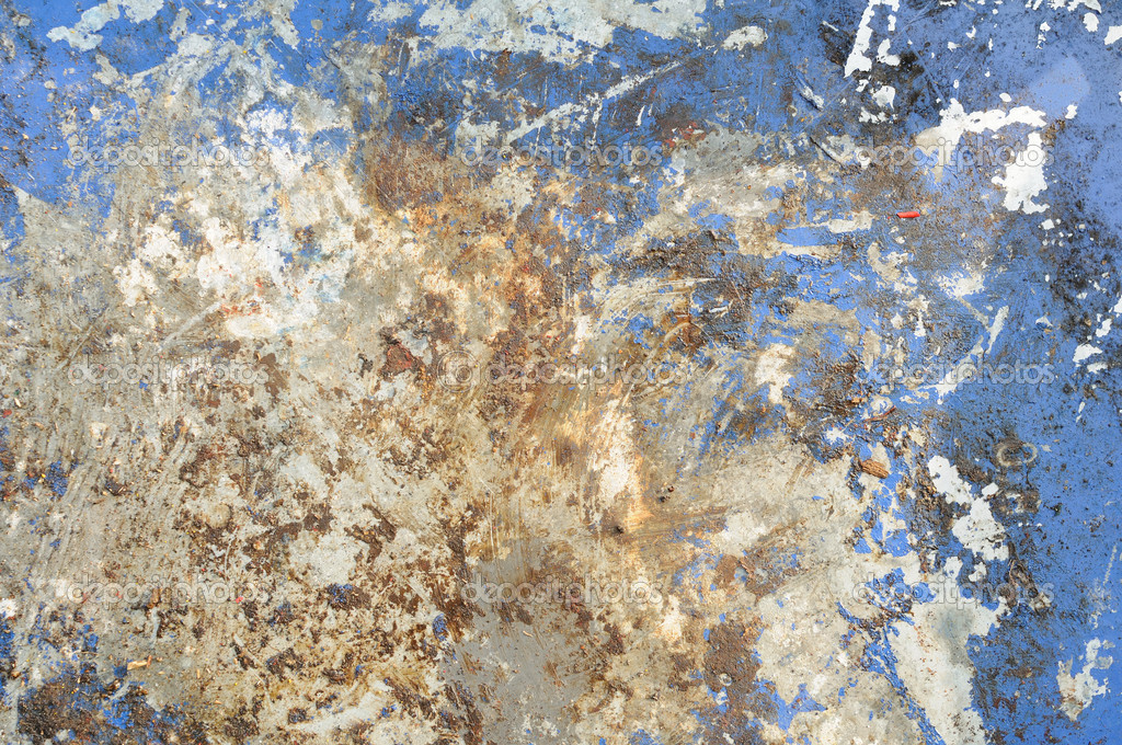Abstract rusty grunge metal background  Stock Photo #9476216