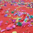 Party abstract confetti — Stock Photo