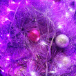 Christmas ornaments — Stock Photo #9620220