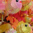 Stock Photo: Chinese paper lanterns