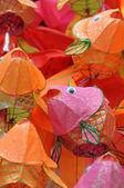 中国纸灯笼 — 图库照片