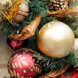 Christmas ornaments — Stock Photo #9712689