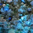Christmas ornaments on tree — Stock Photo #9712710