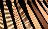 Wooden ties — Stock Photo