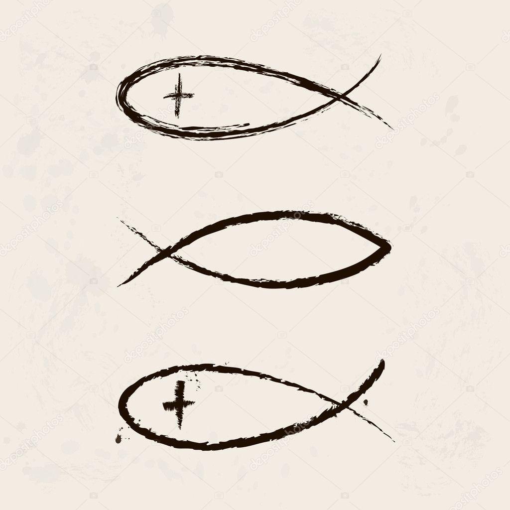 Christian Religion Symbol Fish