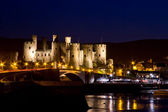 Conwy Castle — Stock Photo
