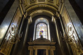 St. Stephen's Basilica, vitrage — Stock Photo