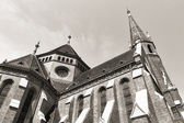 Buda Reformed Church, Budapest — Stock Photo