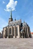 собор святого варфоломея — Стоковое фото