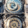 Astronomical clock in Prague — Stock Photo #9373869
