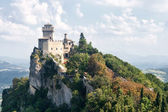 San Marino tower — Stock Photo