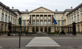 Palace of nations, Brussels — Stock Photo
