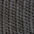Royalty-Free Stock Photo: Gray textured fabric background